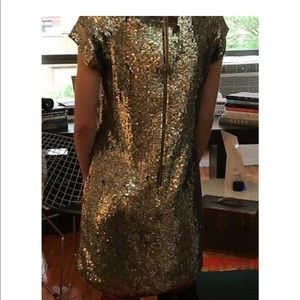 Alice + Olivia Dresses - AILICE AND OLIVIA SEQUINED  Sherry Dress NWT S